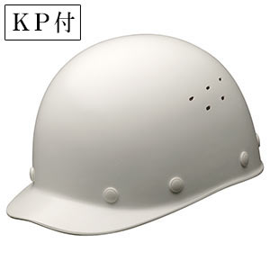 ヘルメット SC−S1V RA KP付 ホワイト