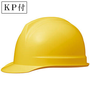 ヘルメット SC−1BN RA KP付 イエロー