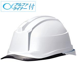 ヘルメット SC−19PCL RA3 α ホワイト/スモーク