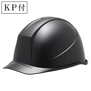 ヘルメット SC−11B RA KP付 ブラック
