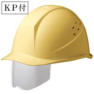 ヘルメット SC−11BVS RA KP付 クリーム