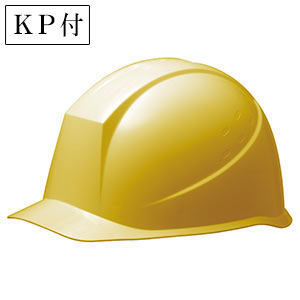ヘルメット SC−12P RA KP付 ライトイエロー
