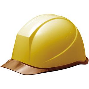ヘルメット SC−11PCL RA イエロー/ブラウン