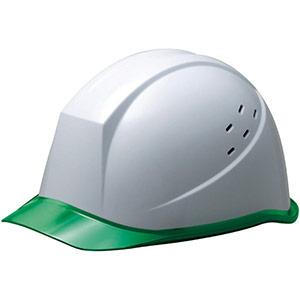 ヘルメット SC−11PCLV RA ホワイト/グリーン
