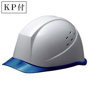 ヘルメット SC−11PCLV RA KP付 ホワイト/ブルー