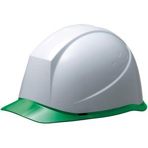 ヘルメット SC−12PCL RA ホワイト/グリーン