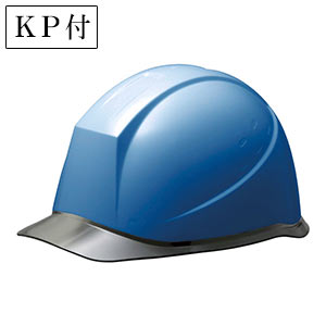 ヘルメット SC−12PCL RA KP付 ブルー/スモーク