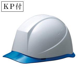 ヘルメット SC−12PCL RA KP付 ホワイト/ブルー