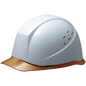 ヘルメット SC−12PCLV RA ホワイト/ブラウン