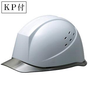 ヘルメット SC−12PCLV RA KP付 ホワイト/スモーク