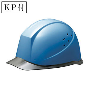 ヘルメット SC−12PCLV RA KP付 ブルー/スモーク