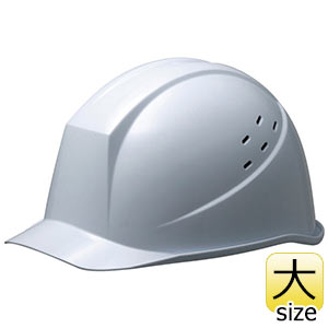 ヘルメット 特大サイズ SC−11PVLLT RA スーパーホワイト