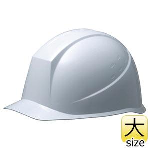 ヘルメット 特大サイズ SC−12PLLT RA スーパーホワイト