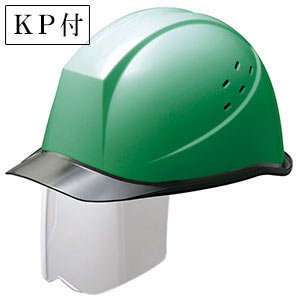 ヘルメット SC−11PCLVS RA KP グリーン/スモーク