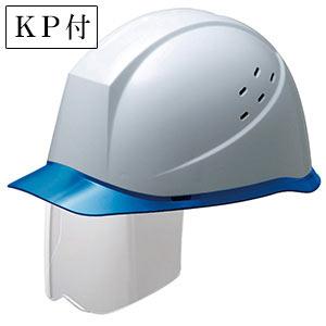 ヘルメット SC−12PCLVS RA KP ホワイト/ブルー