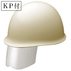 ヘルメット SC−MPCS RA KP付 クリーム