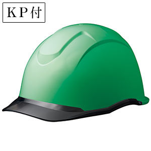 ヘルメット SC−13PCL RA KP付 コンドル グリーン/スモーク