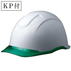 ヘルメット SC−13PCL RA KP付 コンドル ホワイト/グリーン