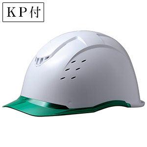 ヘルメット SC−13PCLV RA KP コンドル ホワイト/グリーン
