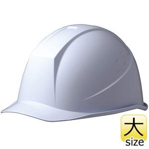 ヘルメット 特大サイズ SC−11BLLT RA スーパーホワイト