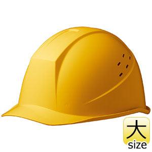 ヘルメット 特大サイズ SC−11BVLLT RA イエロー
