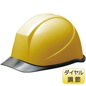 ヘルメット SC−11PCL DR イエロー/スモーク