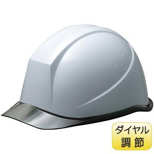 ヘルメット SC−11PCL DR ホワイト/スモーク
