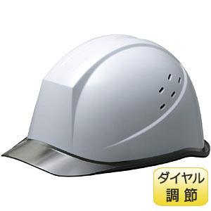 ヘルメット SC−11PCLV DR ホワイト/スモーク