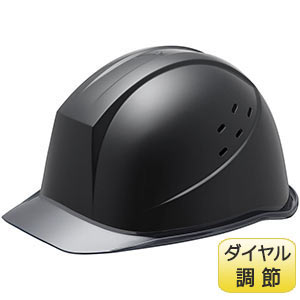 ヘルメット SC−11PCLV DR ブラック/スモーク