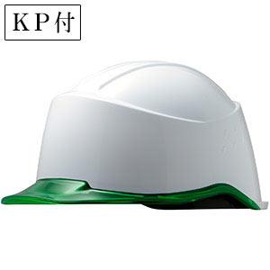 ヘルメット SC−15PCLN RA2 KP 侍 ホワイト/グリーン