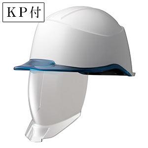 ヘルメット SC−15PCLNS RA2 KP 侍 ホワイト/ブルー