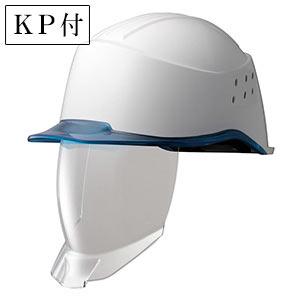 ヘルメット SC−15PCLNVS RA2 KP 侍 ホワイト/ブルー