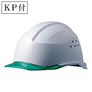 ヘルメット SC−21PCLV RA3 KP 侍II ホワイト/グリーン