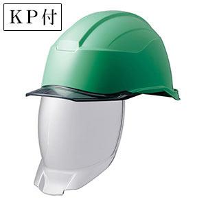 ヘルメット SC−21PCLS RA3 KP 侍II グリーン/スモーク