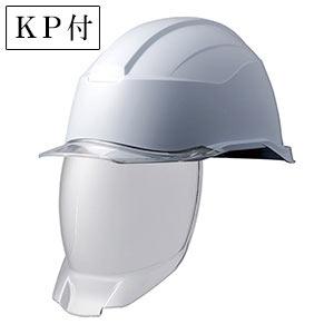 ヘルメット SC−21PCLS RA3 KP 侍II ホワイト/クリア