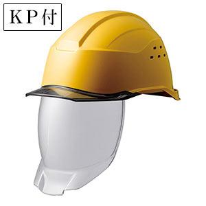 ヘルメット SC−21PCLVS RA3 KP 侍II イエロー/スモーク