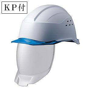 ヘルメット SC−21PCLVS RA3 KP 侍II ホワイト/ブルー