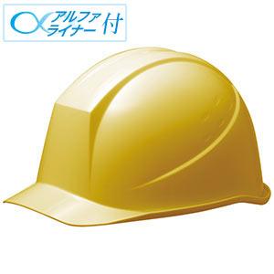 ヘルメット SC−11P RA α イエロー