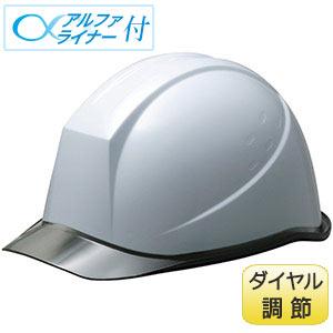 ヘルメット SC−11PCL DR α ホワイト/スモーク