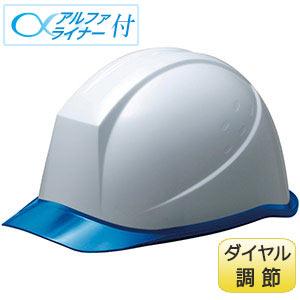 ヘルメット SC−11PCL DR α ホワイト/ブルー