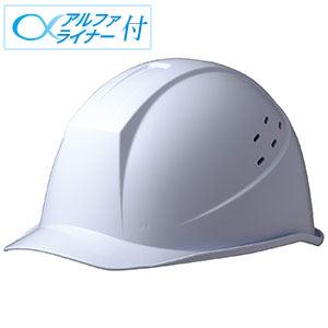 ヘルメット SC−11BV RA α スーパーホワイト