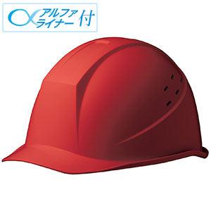 ヘルメット SC−11BV RA α レッド