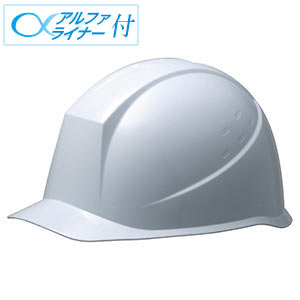 ヘルメット SC−12P RA α スーパーホワイト