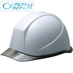 ヘルメット SC−11PCL RA α ホワイト/スモーク
