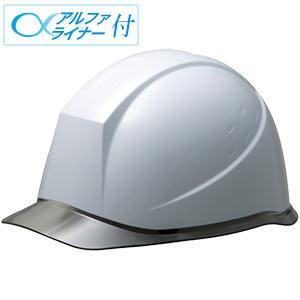 ヘルメット SC−12PCL RA α ホワイト/スモーク