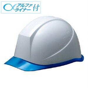 ヘルメット SC−12PCL RA α ホワイト/ブルー