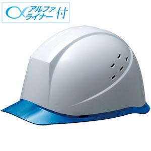 ヘルメット SC−12PCLV RA α ホワイト/ブルー