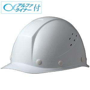 ヘルメット SC−11FV RA α スーパーホワイト