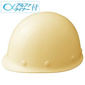 ヘルメット SC−M RA α クリーム