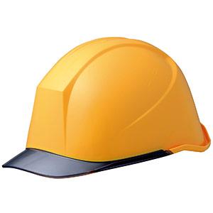 ヘルメット LSC−11PCL イエロー/スモーク